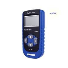 Top Quality VS-450 VAG CAN OBDII SCANTOOL Professional Diagnostic Auto Scanner car alarms 30PCS