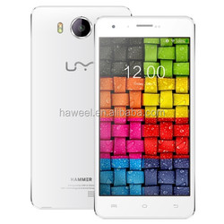 UMI HAMMER 5.0 inch HD IPS Screen Android OS 4.4 Smart Phone with 7.9mm Body Thickness, MTK6732 Quad Core 1.5GHz, ROM: 16GB
