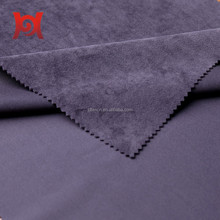 High quality super soft tricot brushed Velboa fabric for monster toy