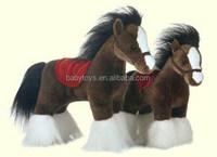 horse saddles china large plush horse saddle horse
