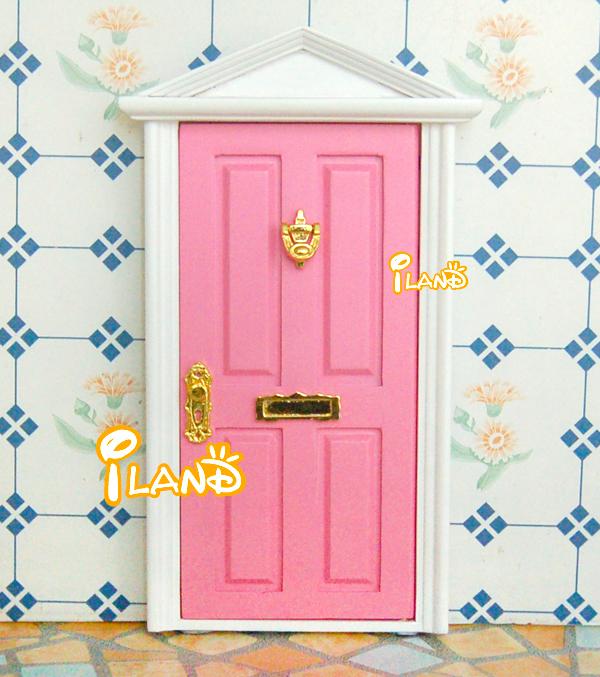 Миниатюрная дверь своими руками 99