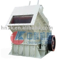 2012 cubic shape and low flakiness three-chamber crusher