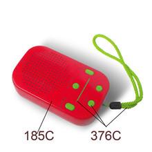 Portable mini shower radio scan auto shower FM radio factory wholesale portable fm radio with hanging string