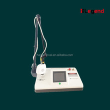 Amazing professional portable fractional co2 laser, medical laser beauty equipment, scars and marks removal E-888B
