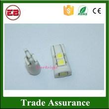 Good Quality Cheap White Led T10 194 168 Car Led Side Lights T10 5050 5SMD Ceramic LED Width Lamps