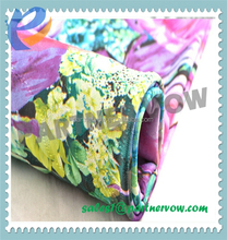 MIC Fashion Women`s Jacquard Coat Fabric printing good