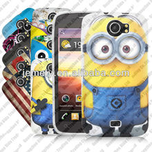 TPU Printed Case for Wiko king mobile phone case