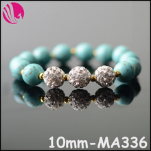 wholesale jewelry lucky china Natural stone beaded bracelet fashion jewellery