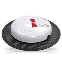 Smart electric spin mop with rechargeable battery