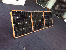 off-grid 160W solar flexible panel china for home use, photovoltaic cells price accordion solar panel