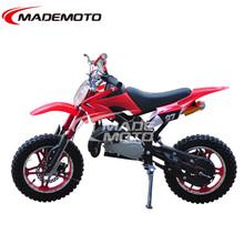 kids gas dirt bikes mini cross 50cc with fast speed