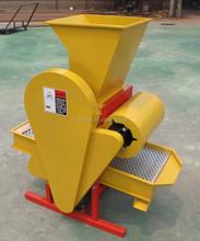 Convenient durable peanut shell removing machine/peanut peeling machine