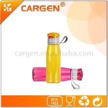 Easy to carry small volume 400ml running sport bottle