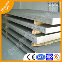 Competitive price with high quality 6060 t6 aluminium sheet