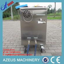 Small electric steam car washer with double guns/car washing machine