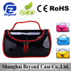 Best selling promotional roll n go lip shaped cosmetic bag