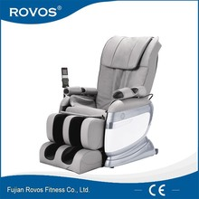 back and foot heating reclining massage office chair