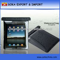 Phone accessories For ipad PVC Waterproof Bag