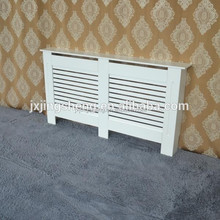 2015 new change antique black solid wood radiator cover