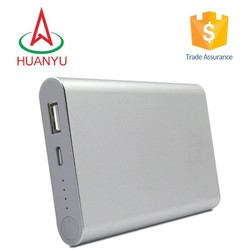2015 newest high quality universal power bank charger 10000mah for galaxy note 3