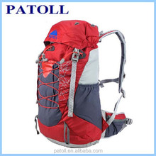 Large space utility mountain backpack