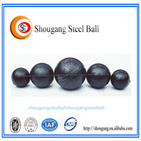 alibaba china supplier oil quenching high chromium ball for ball mill