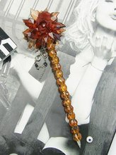 Colorful Crystal Bead Pen
