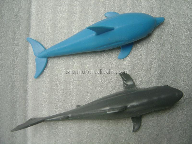 Squishy Sea Animal Toys : squishy shark sea animal toys shark