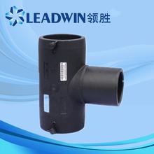 Accesorio para Cañería de HDPE Tee de Electrofusion para Suministro de agua, gas o aceite