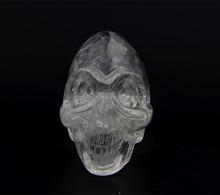 SUPER BEAUTIFUL NATURAL crystal skull for sale