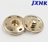 customised sew on clothing button press studs button for leather