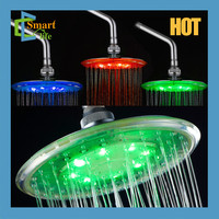 Cixi B-52 LED ceiling mounted rain overhead shower