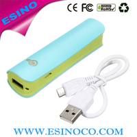 new Portable External Battery Power Bank with Snap Remote Shutter
