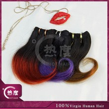 Best selling top grade cheap virgin short hair brazilian curly weave