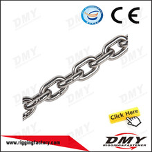 DIN766 Electric Galvanized Link Chain