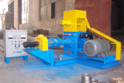 CE Approved Automatic small floating fish feed mill machine