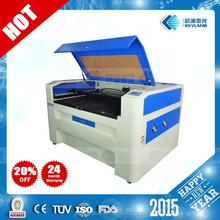 Keyland footwear / handbag laser engraving machine price 1612 for leather
