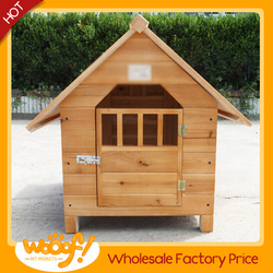 Hot selling pet dog products high quality wood dog kennel