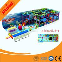 Xiujiang Competitive commercial kids indoor climbing play equipment