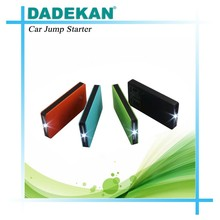 Auto power pack lithium battery mini booster