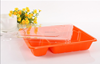Excellent design&Low cost plastic Fast food box packaging PP material