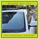 preço de fábrica e de isolamento térmico auto clara de vidro película protetora