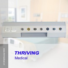 THR-BHU01 Hospital bed head unit for different medical equipments connection