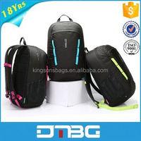 Hot Sale Ergonomic School Bags and Laptop Nylon Backpack