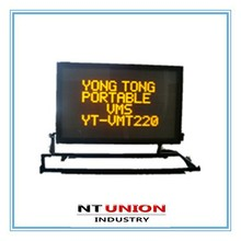 Advertising VMS Traffic sign Outdoor Traffic Led Display Message Sign Board