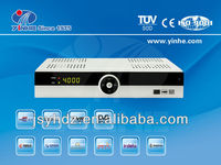 HD conax smart card dvb-t2 decoder with scart interface for Africa market