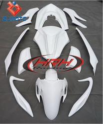 Motorcycle Fairings For Sale Bodywork Fairing Fairing Kit For PCX 125 motorbike FRP White Body Parts Kits Cover