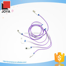 4 in 1 USB Charging Cable Multi-function Mobile Phone Charger Adapter Cable