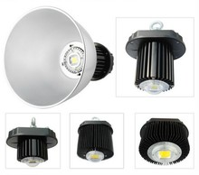 TUV CE ROHS led industrial cob chips ip65 Aluminium Dimmable LED High Bay 50w 80w 100w 120w 150w 200W High Bay Light