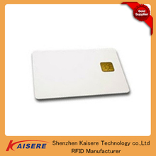 Portable customized blank visa credit cards
